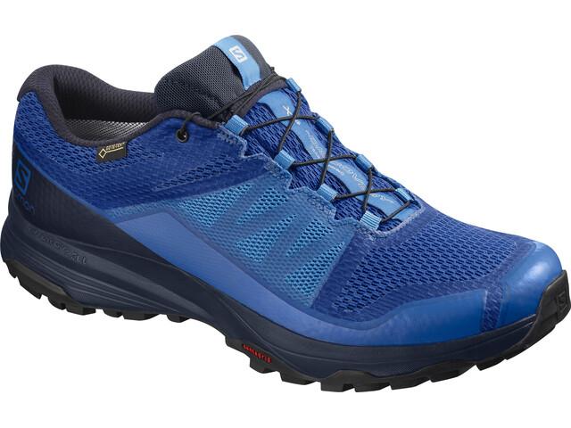 Salomon M's XA Discovery GTX Shoes sky diver/navy blazer/black